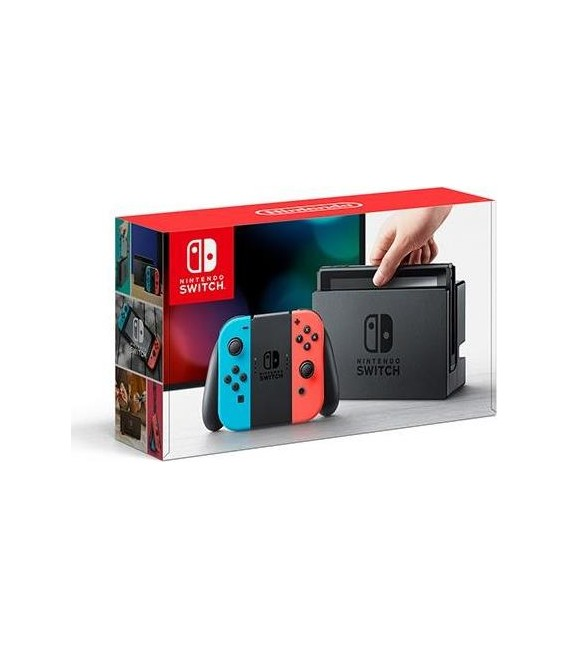 VideoConsola NINTENDOSWITCH, 32GB, Bluetooth