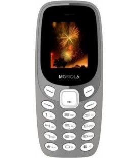 Movil Mobiola MB3000 Silver, 1.77\""