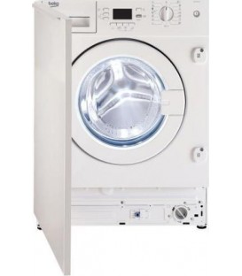 Lavadora Beko WMI81442, 8kg, 1400rpm, Integrable