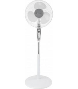 Ventilador Pie Orbegozo SF0147, 40cm, 50w, blanco