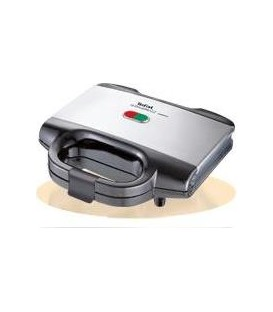 SANDWICHERA TEFAL SM155212 ULTRACOMPACT NEGRO INOX