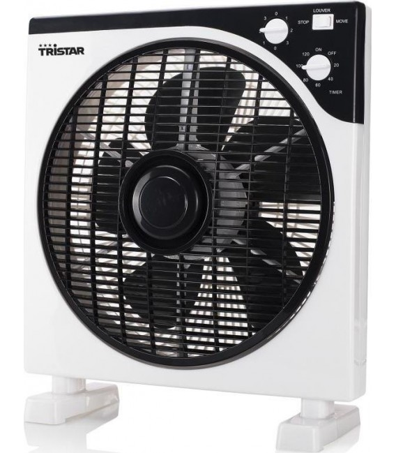 Ventilador Box Fan Tristar VE5996, Box fan - Ø 30