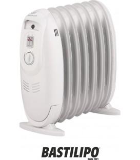 Radiador Bastilipo MRA900, mini, 7 elementos, 900W