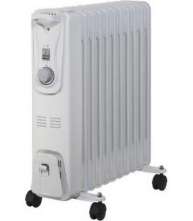 Radiador Bastilipo RAC112500, 11 elementos, 2500W,