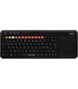 Teclado Hama 173090 Uzzano 3.0 p/Smart TV