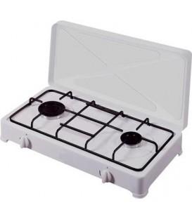 Cocina Vitrokitchen 200BB, 2 fuegos, 32x60x12