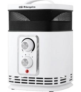 Calefactor Orbegozo CR6025, Cerámico 360º. 1500w,
