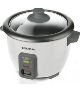 Cocedor Multif. TAURUS 968935 Rice Chef Compact Ve