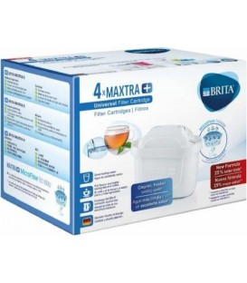 Filtro Brita Maxtra+ 1025373 Pack 4