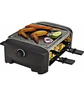RACLETTE PRINCESS 162810 & STONE GRILL 600 W