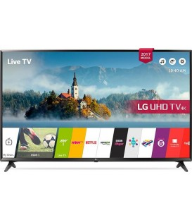 "TV Led LG 65UJ630V, 65\"", UHD 4K, Smart Tv"
