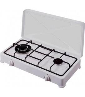 Cocina Vitrokitchen 250BB, 2 fuegos, 32x60x12