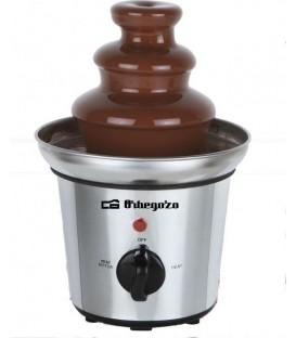 Fuente de chocolate Orbegozo FCH4000, 3 pisos, 40r