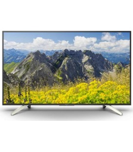 "TV LED Sony KD65XF7596BAEP, 65\"", UHD 4K, Smart TV"