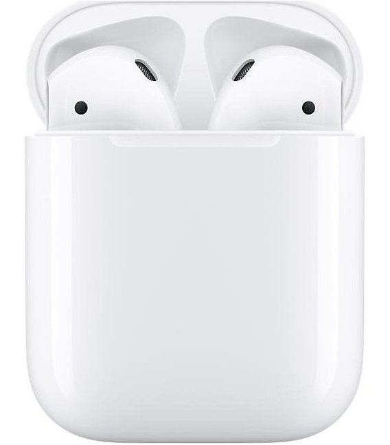 Auriculares Apple MMEF2ZMAEU Airpods para Iphone