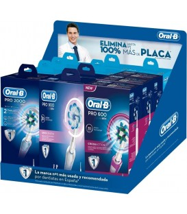 CUIDADO DENTAL BRAUN ORAL-B DISPLAYPRO900