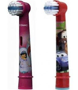 RECAMBIO DENTAL BRAUN ORAL-B CARS, MIKEY, PRINCESS