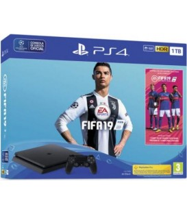 Videoconsola Sony PlayStation PS41TBFIFA19, 1TB