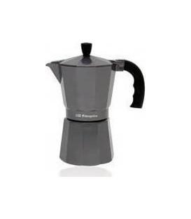 Cafetera de aluminio Orbegozo KFS920, 9 tazas