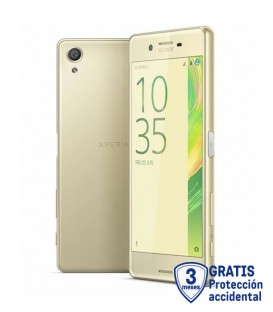 Xperia X Gold Lime
