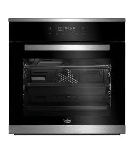 Horno Beko BIM25400XPS, pirolítico, display