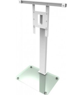 Mesa Tv Norstone SUSPENSPLUS, Color Blanco