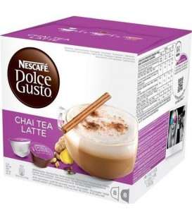 Capsula Multibebida NESTLE 12395772 Chai Tea Latte