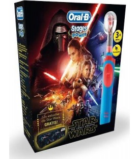 Cepillo dental Braun D12VITALITYSW, STAR WARS+