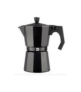 Cafetera Aluminio MAGEFESA KENIANOIR3T Cafetera 3