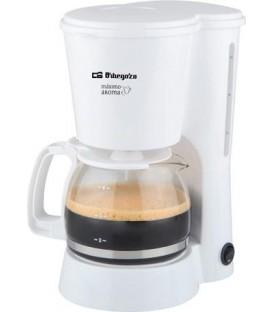 Cafetera goteo Orbegozo CG4012, 6 tazas, 600w