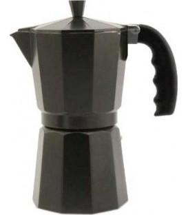 Cafetera Orbegozo KFN610, 6 tz, aluminio