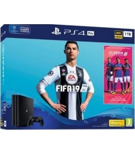 Videoconsola Sony PlayStation PS4PRO1TFIFA19, 1TB