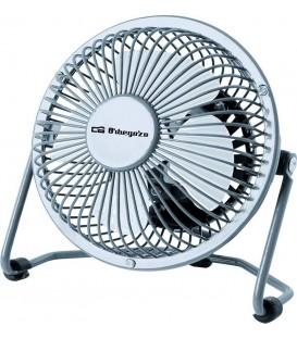 Ventilador Orbegozo PW1019, 10cm, Diseño industria