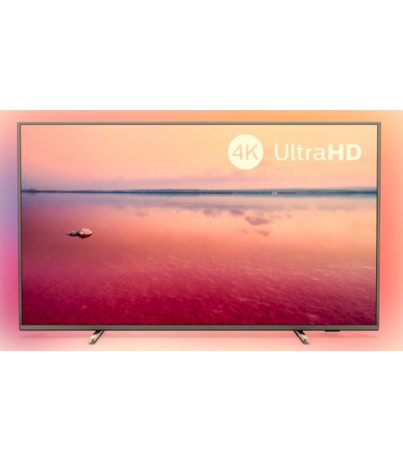 "TV LED Philips 55PUS675412, 55\"", Ultra HD,"