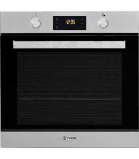 Horno Indesit IFW6841JHIX, Multifuncion, Digital,