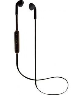 Auricular Nevir NVR961BE Negro Bluetooth