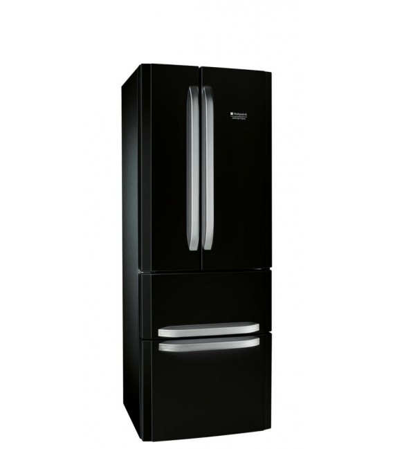 Combi Hotpoint E4DAAABC, 195x70cm, No frost, A++