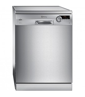 Lavavajillas Balay 3VS502IP, 12 serv, 60, Inox, A+