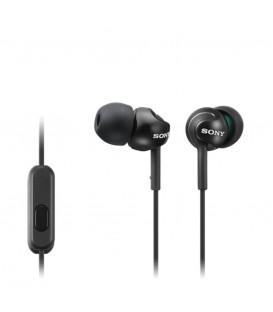 Auricular Sony MDREX110APBCE7 negro,INTRAURAL