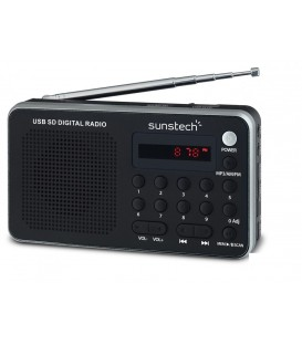 RADIO SUNSTECH RPDS32SL SINTONIZADOR ANALOGICO AM