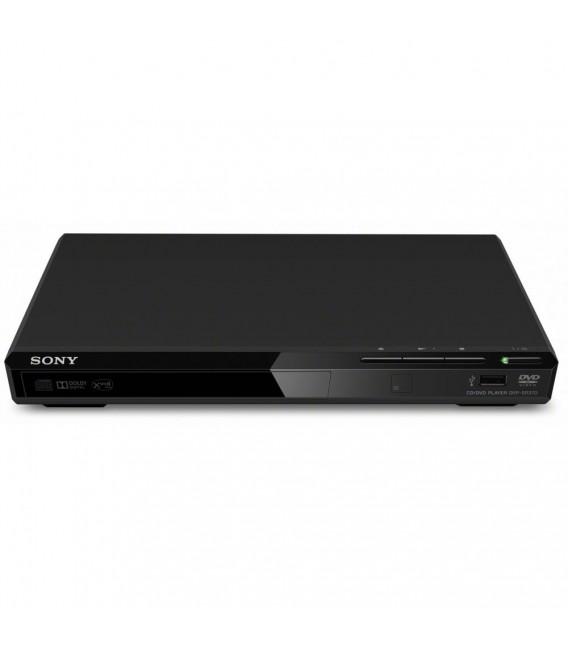 DVD SONY DVPSR370BEC1 Xvid y USB compatible con Xv
