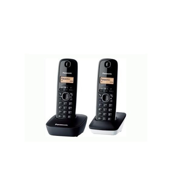 Telefono Panasonic KXTG1612SP1 DUO