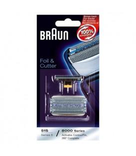 ACC Afeitadora Braun COMBIPACK51S