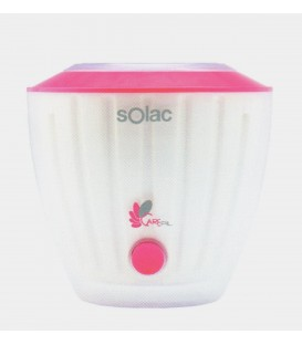 Depiladora Solac DC7501, Carepil