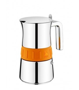CAFETERA BRA A170564 ELEGANCE ORANGE 6 TZ