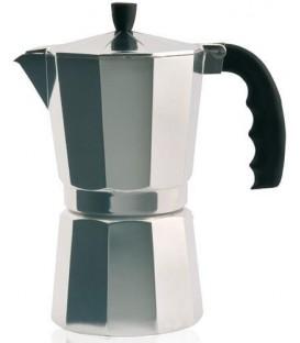 Cafetera Orbegozo KF1200, 12 tz, aluminio