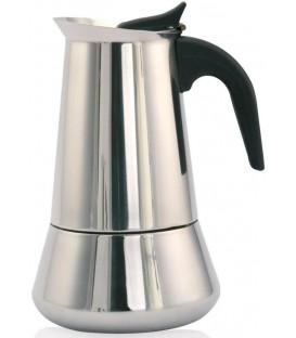 Cafetera Orbegozo KFI960, 9 tz, Inox, induccion