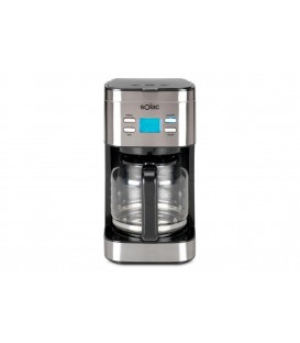 Cafetera goteo Solac CF4028, 1,5L, Programable, In