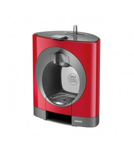 Cafetera Dolce Gusto Krups KP1105SC, Oblo Roja