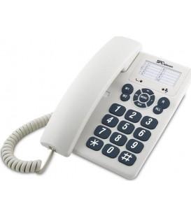 TELEFONO SPC 3602B BLANCO ,FIJO